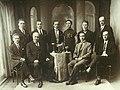 Turnafdeling, Gent, Rabot en Brugse Poort, 1924 - Gymnastics section, Ghent, Rabot and Brugse Poort, 1924 (30084620165).jpg