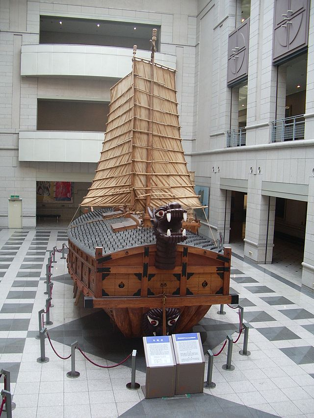 Josean Dynasty Turtle Ship