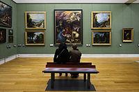département des peintures du musée du Louvre
