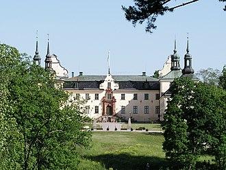Maria Sofia De la Gardie - Tyresö Castle