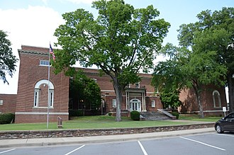 Philander Smith College - Image: U.M. Rose School