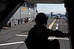 U.S., Australian leaders visit USS Bonhomme Richard (LHD-6) 150706-M-NS132-046.jpg