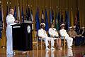 U.S. Navy Vice Adm. Matthew Nathan, Surgeon General of the Navy, speaks at the U.S. Naval Hospital Okinawa Okinawa change of command ceremony held at the Camp Foster Theater, Camp Foster, Okinawa, Japan 130718-M-DG262-026.jpg