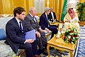 U.S. Secretary John Kerry, U.S. Ambassador Joseph Westphal, and Chief of Staff Jon Finer Sit With Crown Prince Muhammad bin Nayef (26420975194).jpg