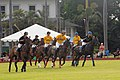 U.S. Soldiers participate in a polo match, hosted by Lt. Gen. Francis J. Wiercinski, commander of U.S. Army Pacific Command, to commemorate the Army's 237th birthday at Palm Circle on Fort Shafter, Hawaii 120616-A-YK011-001.jpg