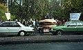 "UKA-tog i Trondheim ""Burger King"" Marvin Wiseth (1991) (9392781908).jpg"