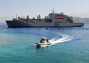 USNS Lewis and Clark (T-AKE-1)