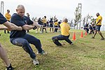USS Bonhomme Richard, CPO 365 Tug-of-War 150307-N-RU971-513.jpg