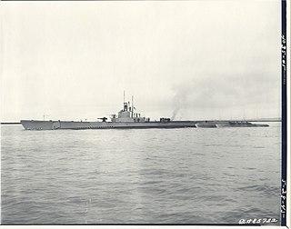 USS <i>Pargo</i> (SS-264)