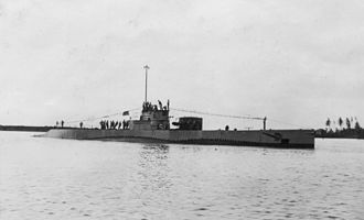 USS S-1 (SS-105) - S-1