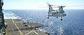 US Navy 021003-N-7564P-011 Flight deck testing aboard USS Tarawa.jpg