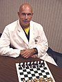 US Navy 030826-N-4202D-003 U.S. Navy Captain John Perciballi will join a Navy Corpsman and four Air Force personnel as representatives of the U.S. Armed Forces team at the NATO Chess Championship in Copenhagen, Denmark.jpg