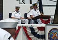 US Navy 060608-N-3218H-081 Commander, U.S. Fleet Forces Command, Adm. John B. Nathman, gives a speech to the guests at the establishment ceremony for the Naval Munitions Command at Yorktown.jpg