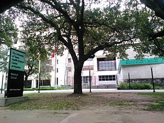 University of Texas Health Science Center at Houston - McGovern Medical School at UTHealth