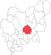 Skultuna landskommune i Västmanlands amt