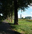 Uferweg mit Blick zum MVV-Hochhaus - panoramio.jpg