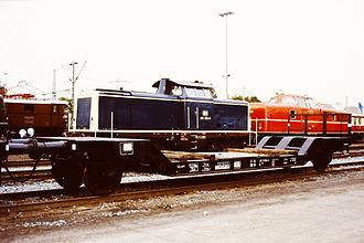 Class U special wagon - Uik 630 (21 80 990 5 904-8)