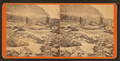 Uintah (Uinta) Mountains from near Castle Lake, from Robert N. Dennis collection of stereoscopic views.png