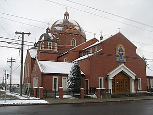Renfrew, Calgary - Assumption of the Blessed Virgin Mary Ukrainian Catholic Church