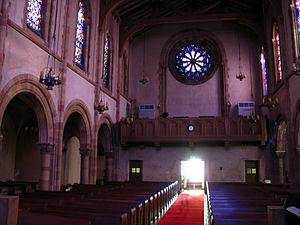 Universalist National Memorial Church - UNMC sanctuary