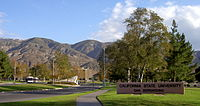 University Ave Entrance, CSUSB.JPG