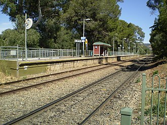 Unley Park railway station - Image: Unley Park Railway Station Adelaide
