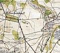 Urmesstischblatt 3446 (Berlin Nord) um 1840; Berlin-Reinickendorf (cropped).jpg