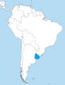 Uruguay in South America.png