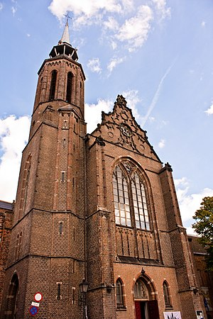 Roman Catholic Archdiocese of Utrecht - Saint Catherine's Cathedral in Utrecht