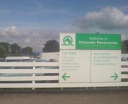 Uttoxeter Racecourse Wikipedia