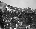 Városi temető (Cimitero Monumentale di Staglieno). Fortepan 17801.jpg