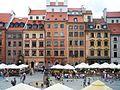 VARSOVIA. Plaza del Mercado de la Ciudad Vieja (Rynek Starego Miasta) 4.JPG