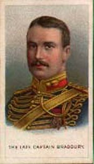 Edward Kinder Bradbury - Image: VC Edward Kinder Bradbury