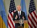 VP Biden at the Diplomatic Academy of Ukraine, April 22, 2014 (13978271071).jpg