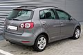 VW Golf VI Plus 1.6 TDI Comfortline United Grey Heck.JPG
