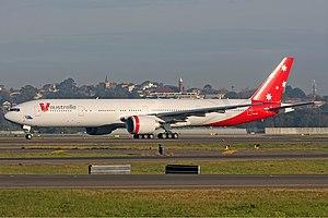 V Australia Boeing 777-300ER SYD Gilbert-1.jpg