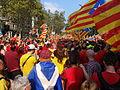 V Catalana - Diagonal vista des del Monument a Verdaguer 01.JPG
