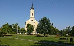 Vaskút 2011, Szentháromság templom és Templomkert 87.jpg
