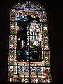 Vaucouleurs (Meuse) Église Saint-Laurent, vitrail (06).JPG