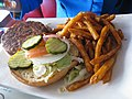 Veggie burger flickr user jasonlam creative commons.jpg