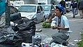 Venezuelan eating from garbage.jpg