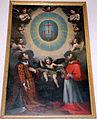 Ventura salimbeni, ss. lorenzo a carlo borromeo adorano il nome di gesù, 1600-10 circa 02.JPG