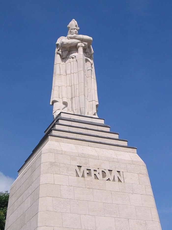 Monument A La Victoire Et Aux Soldats De Verdun Monument