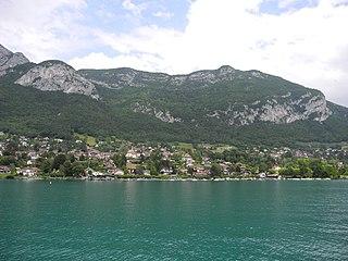 Veyrier-du-Lac Commune in Auvergne-Rhône-Alpes, France