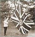 Viceroy of India Flag hoist.jpg