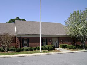 Coastal Plain library branch