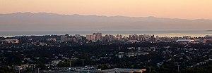 Skyline von Victoria