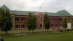 Vidhan Bhavan (State Legislative Assembly) Nagpur - panoramio.jpg