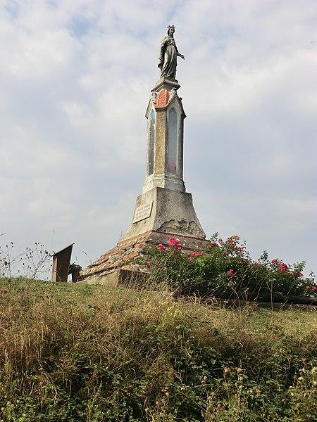 Vierge du Montellier.
