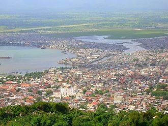 Cap-Haïtien - Image: View of Cap Haitien